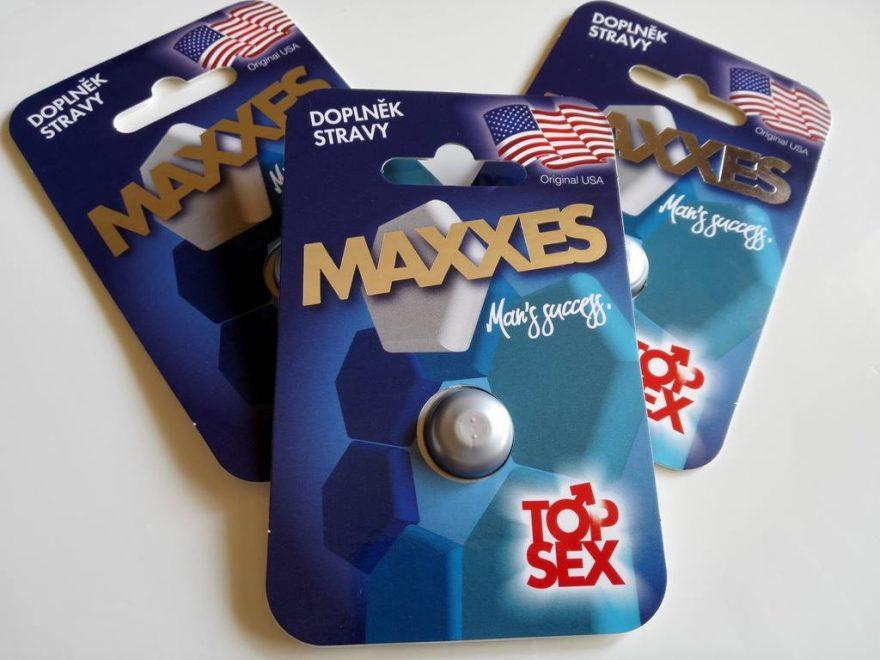 Maxxes tabletky