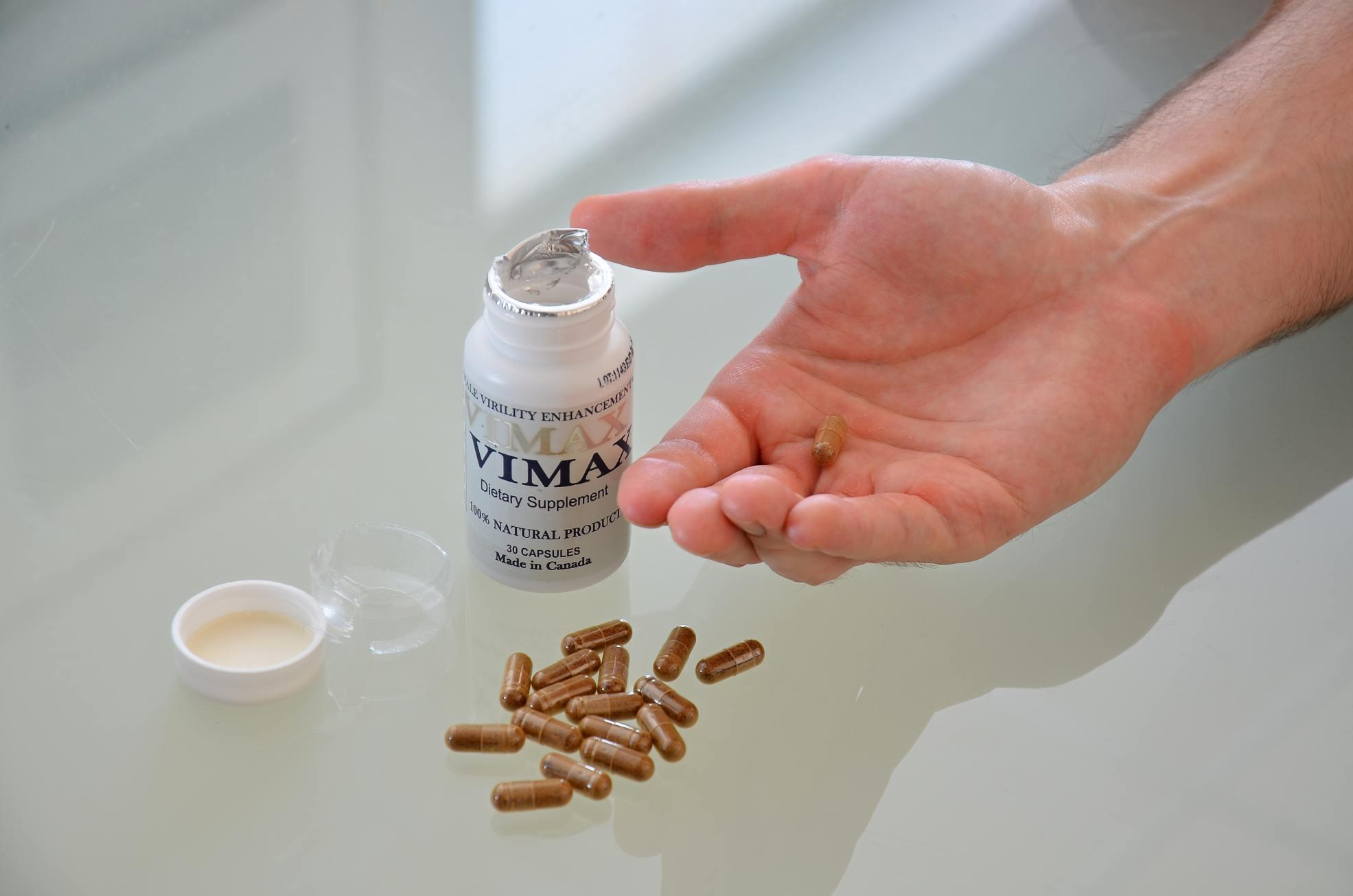 vimax složení prodej a recenze na tablety pro muže