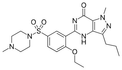 Sildenafil: zkušenosti, cena, prodej a léky s jeho obsahem