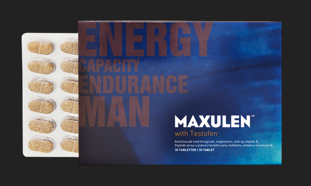 Maxulen (Testomax): cena, účinky, složení, zkušenosti a kde koupit