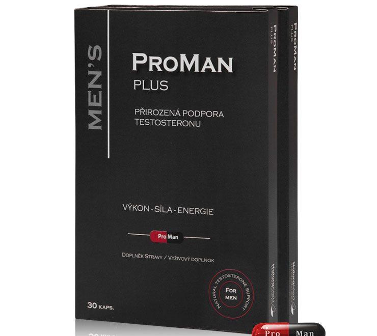 ProMan Plus recenze, slozeni, cena + me zkusenosti