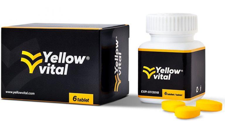 Yellow Vital: cena, zkušenosti, prodej, kde koupit a recenze