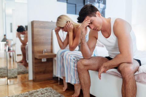 Erektilní dysfunkce: příčiny, projevy, léčba a zkušenosti