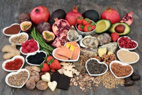 Potraviny na podporu plodnosti