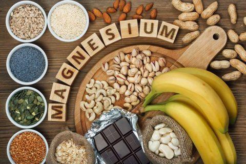 Hořčík - Magnézium: účinky, užívání a kde v potravinách je