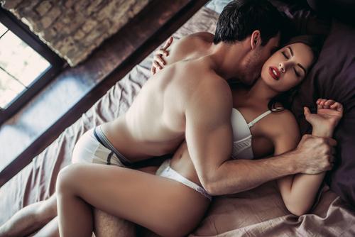 ženský orgasmus z análu