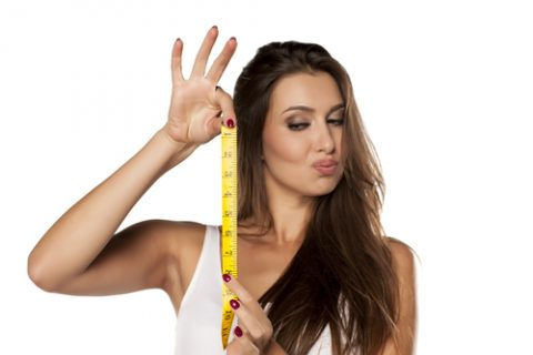 Měření penisu