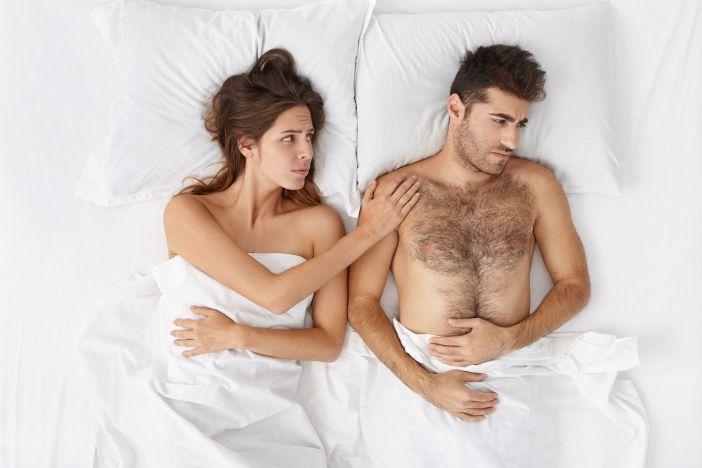 Bolest při ejakulaci a po ejakulaci