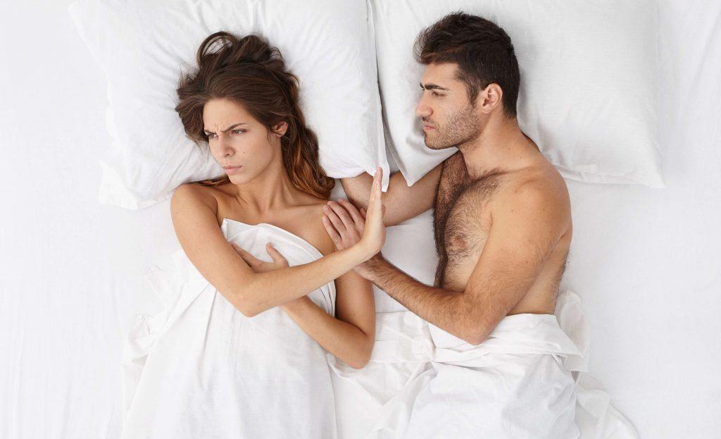 Bolest při pohlavním styku