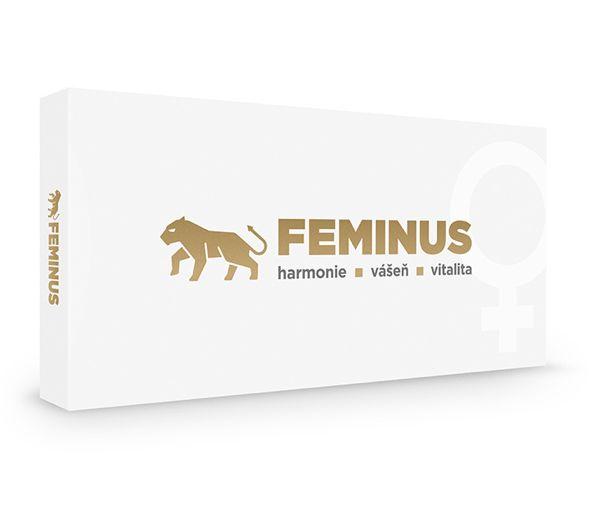 Feminus: Recenze na přírodní pilulky pro ženy na menopauzu, libido a vitalitu