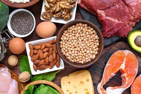 Potraviny na testosteron