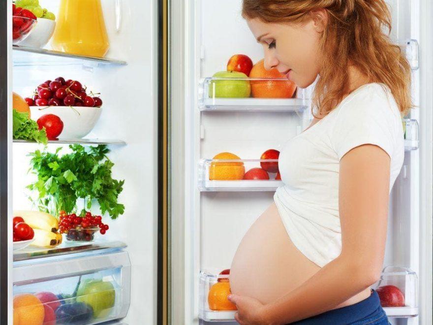 Potraviny nevhodné v těhotenství